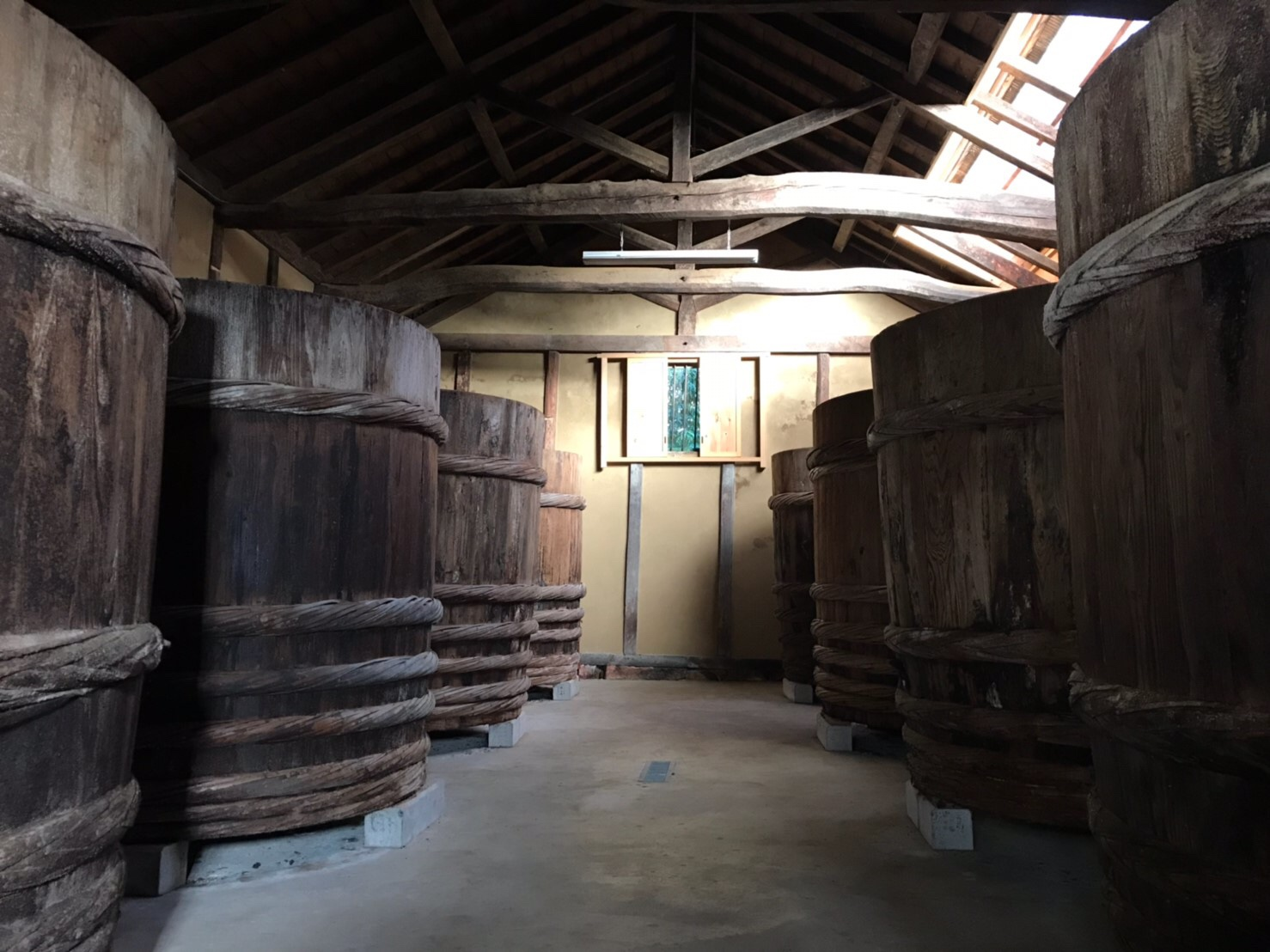 醤油と味噌:醤蔵すずき (福島県天栄村)